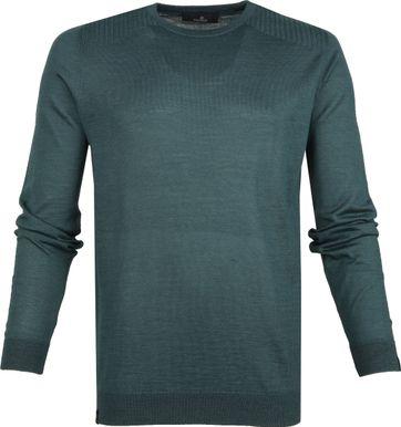Vanguard Pullover Dark Green