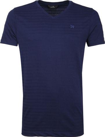 Vanguard T-shirt Blau