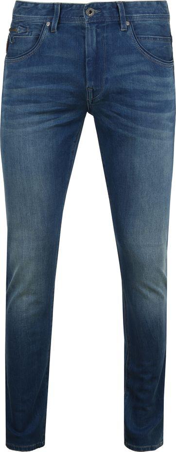 Vanguard V850 Rider Jeans OTT Blue
