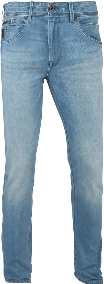Vanguard V850 Rider Jeans SF Blau