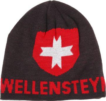 Wellensteyn Beanie Braun