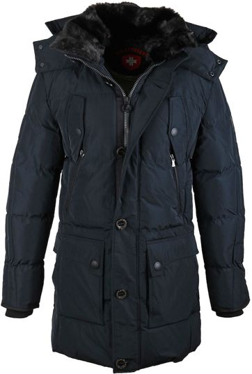 Wellensteyn Centurion Jacket Navy