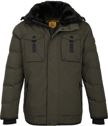 Wellensteyn Firewall jacket Dark Green