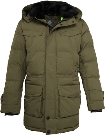 Wellensteyn Seamaster Jacket Olive