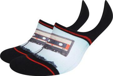 Xpooos Sneaker Socken Casette