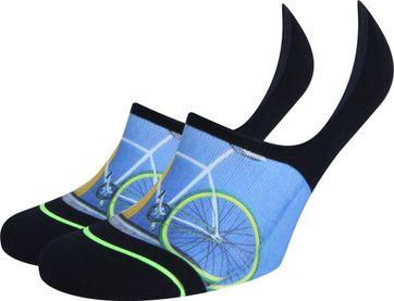 Xpooos Sneaker Socken Fahrrad