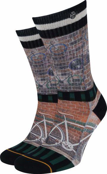 Xpooos Socken Fixie