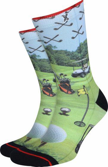 Xpooos Socken Golf