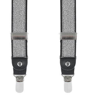 Zilveren Bretels