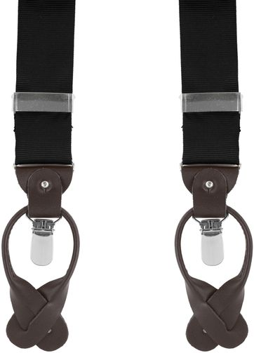 Zwarte Bretels Luxe