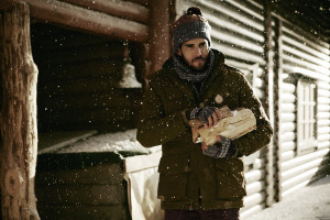 Barbour Great Coat_winterjas