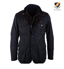 De Barbour Ogston waxjas