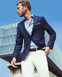 Man-met-overhemd-print musthave