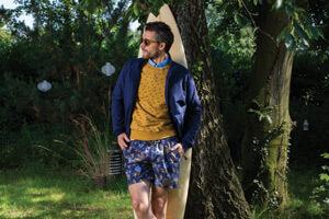 Laagjes kleren zomer