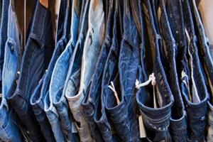 Jeans herenbroek