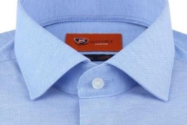 wide-spread overhemd boord