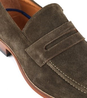 Heren instapper loafer