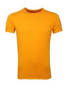 Dstrezzed T-shirt okergeel