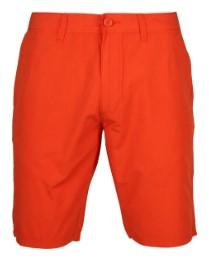Oranje korte broek