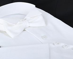 Weiße Hemden