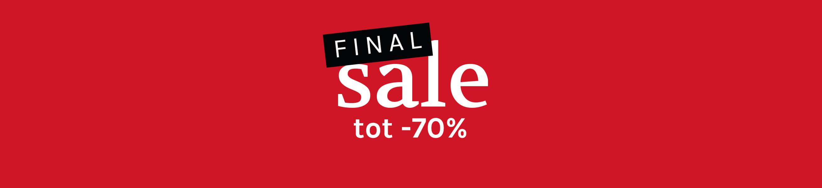 Final Sale!