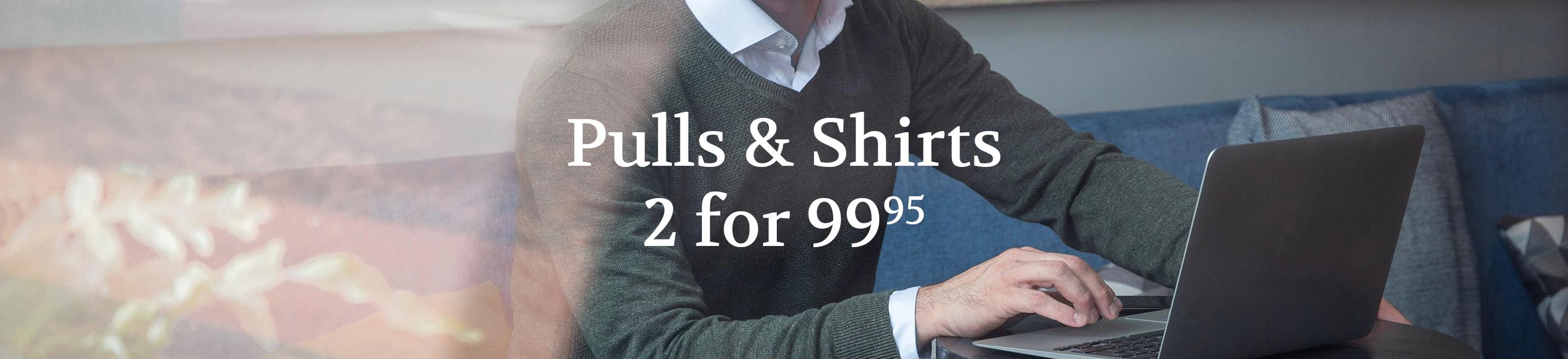 Pulls & Shirts