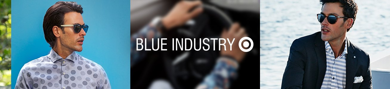Blue Industry Shirts