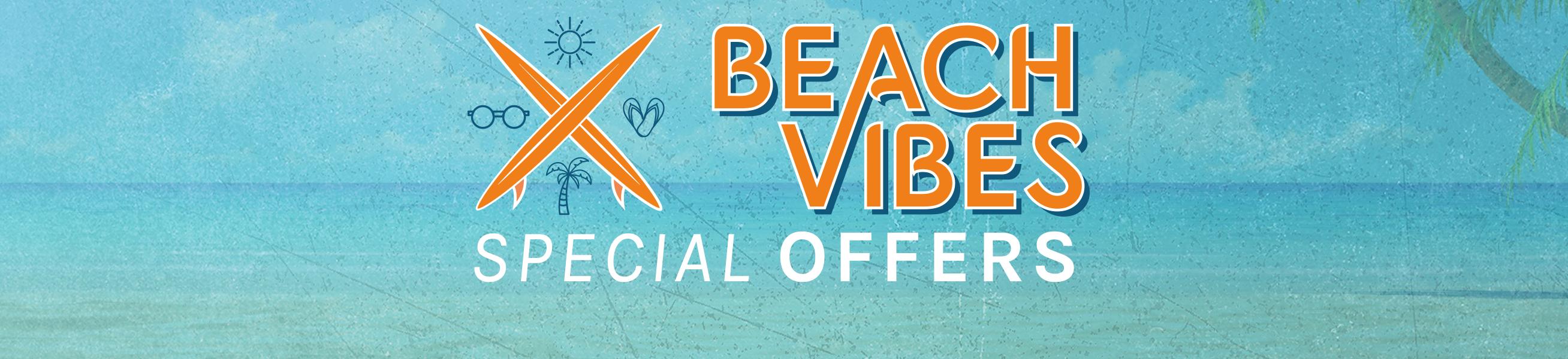 Beach Vibes Discount