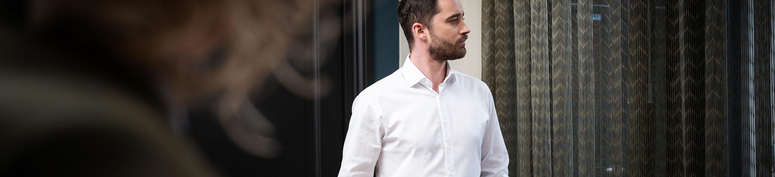 Shirts white
