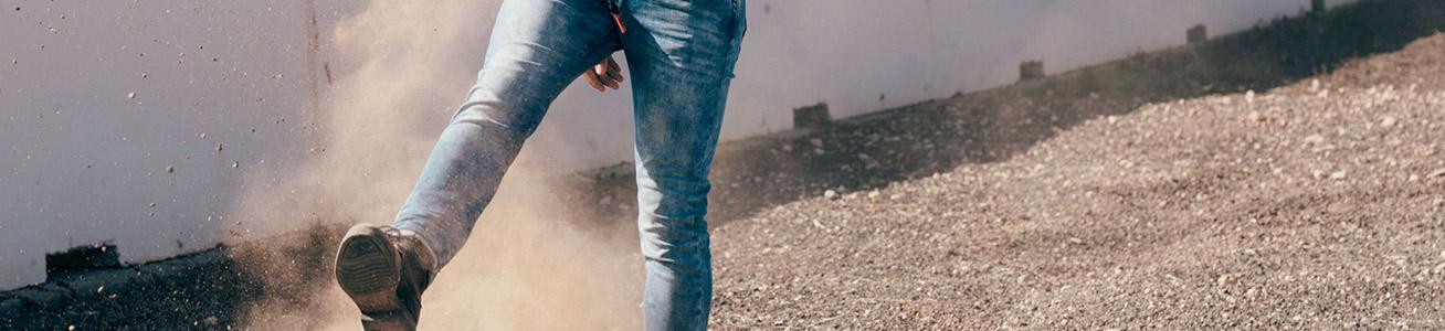 Petrol Jeans