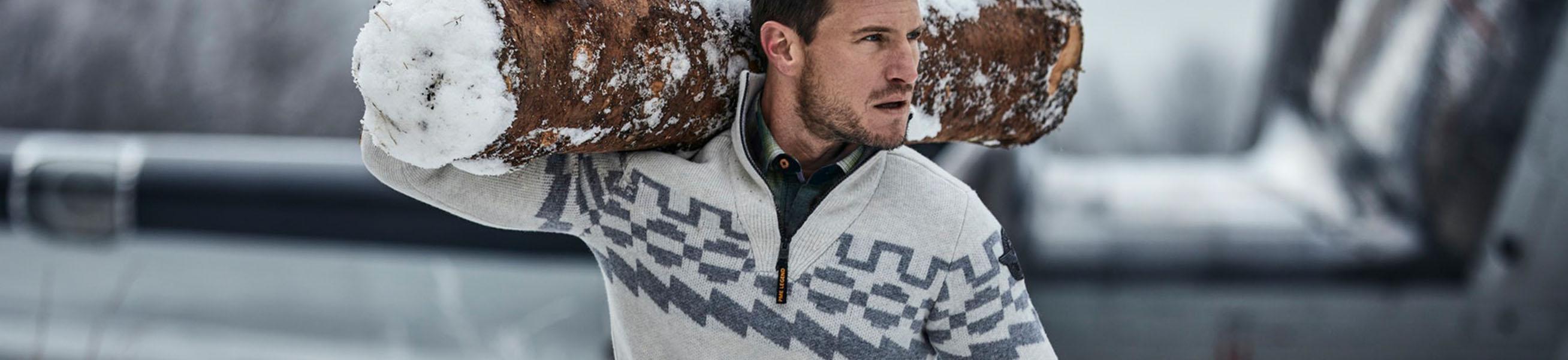 PME Legend Truien en Sweaters
