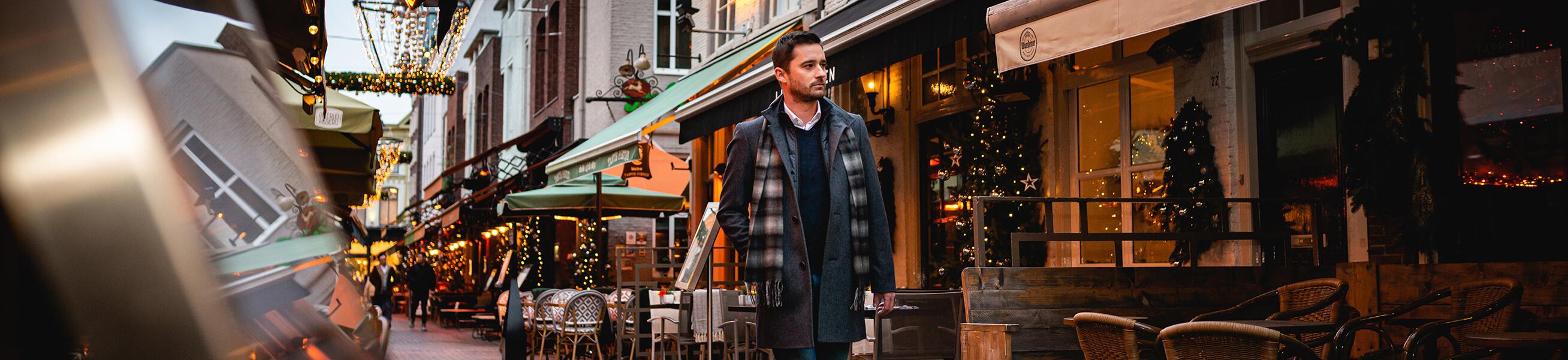 Trendy winterjassen & trenchcoats voor mannen ✅ Altijd gratis verzending & retour in 16 winkels ✅ Keuze uit 20+ Merken© zoals Napapijri, Tenson, Barbour en meer