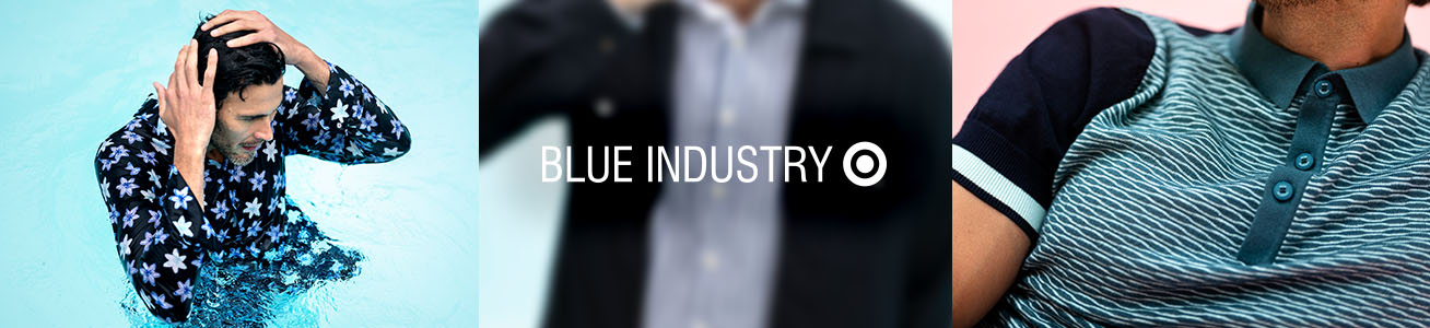 Blue Industry men's clothing