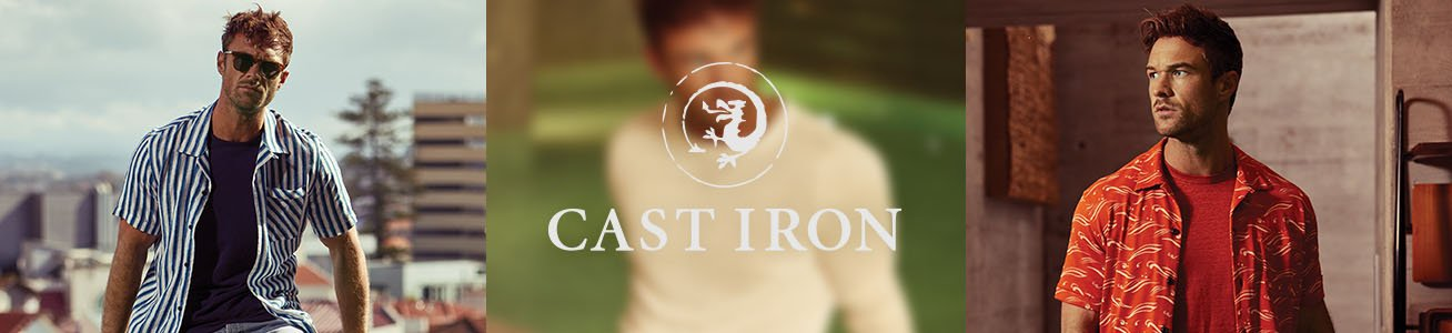 Cast Iron Clothing