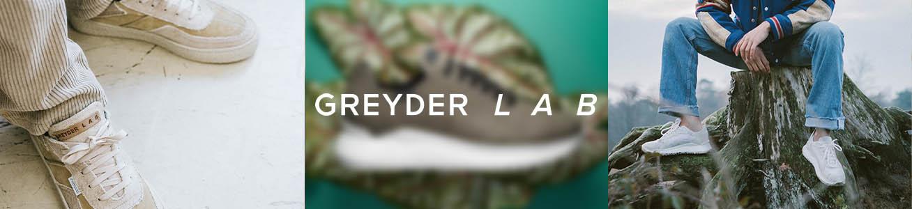 Greyder Lab herenschoenen