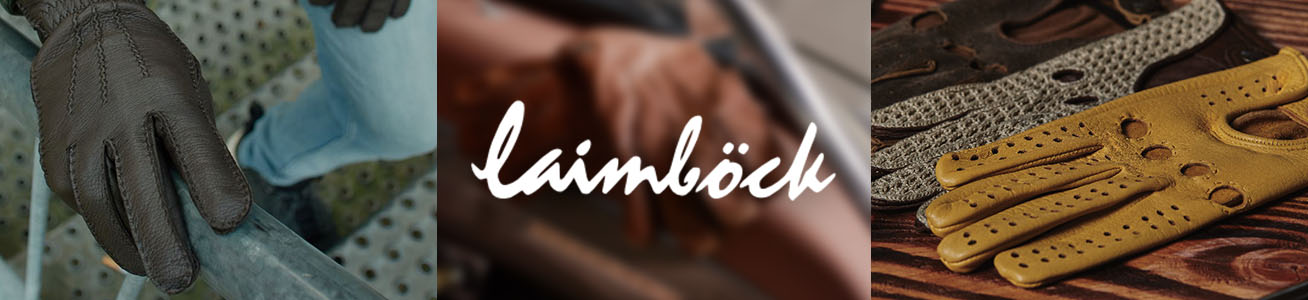 Laimbock Leather Gloves