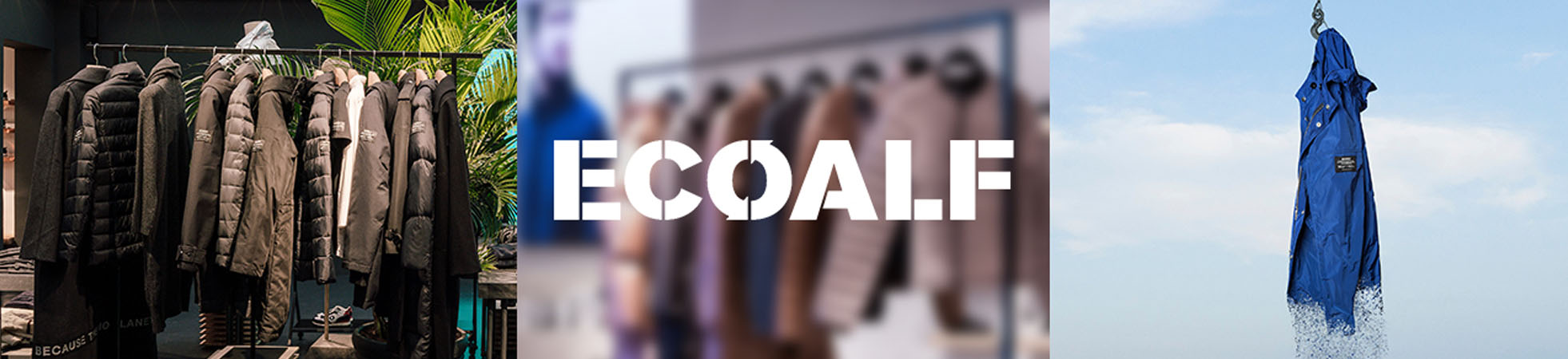 Ecoalf Sustainable Clothing