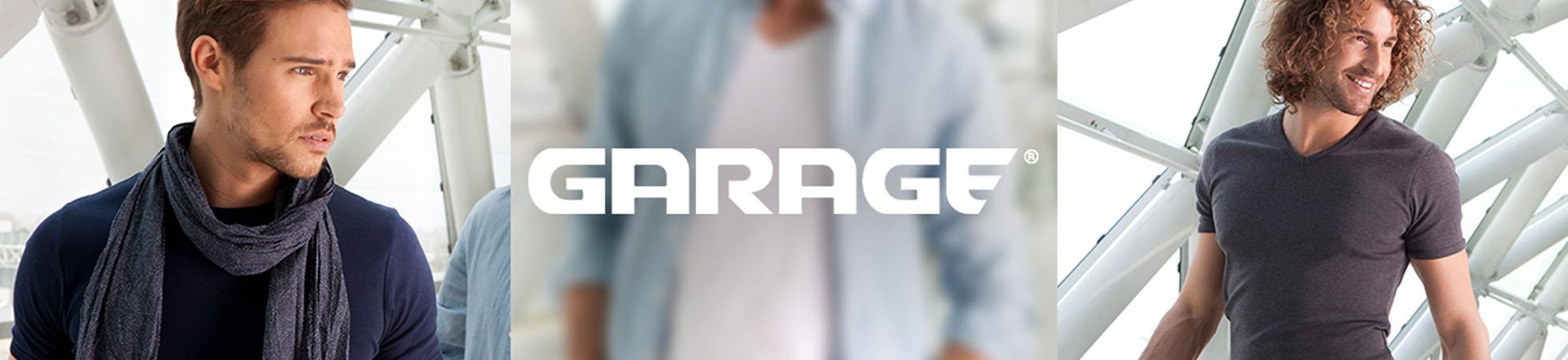 Garage Underwear, T-shirts & Boxers