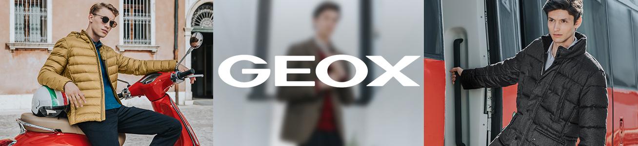 Geox Men Jackets