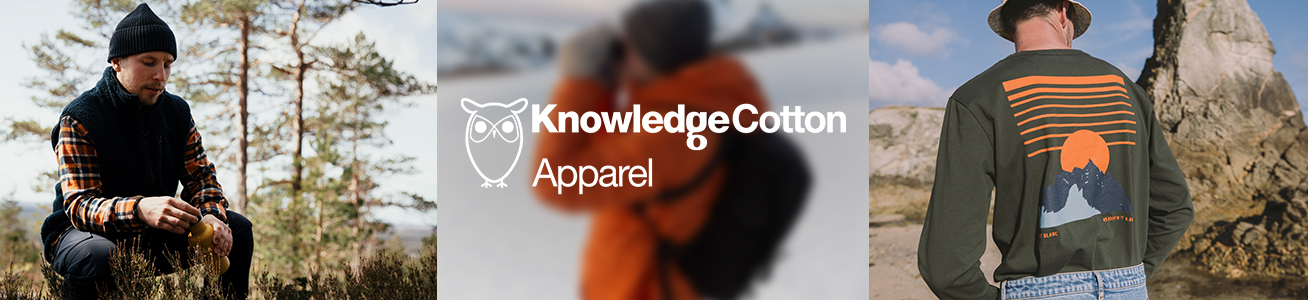 KnowledgeCotton Apparel Tilburg