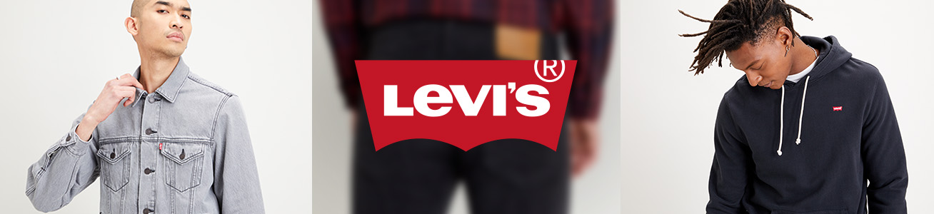 Levi's online at Suitable ✔ Levi's jeans, T-shirts, shoes, caps, boxers shorts, socks, sweaters and more ✔ Levi's 501, 502, 511 and more ✔ Shop online