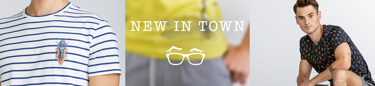 New in Town Shirts