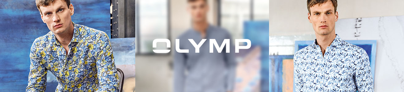 OLYMP Clothes: Shirts and Sweaters