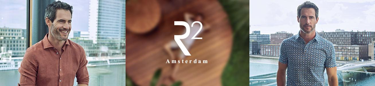 R2 Amsterdam Overhemden & Shirts