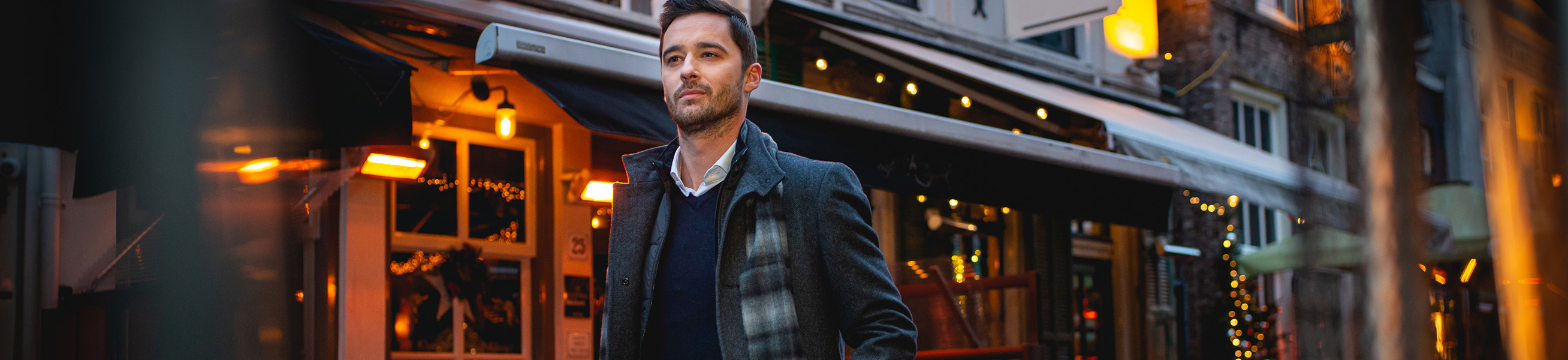 Men\'s scarfs at Suitable ✔ Different colours and fits ✔ Brands like Suitable Private Label, Profuomo and more ✔ Shop onlines