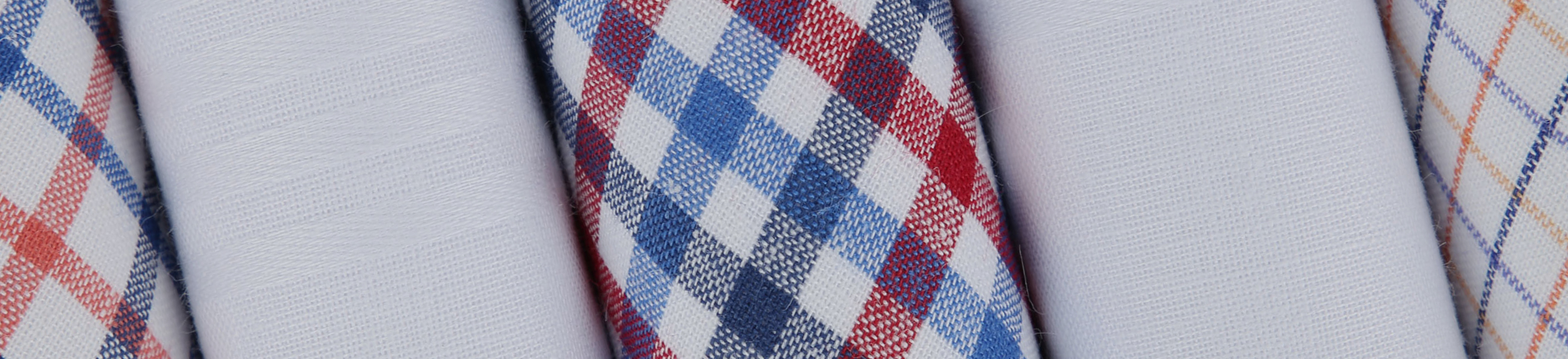 White Men's Handkerchiefs