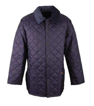 Barbour Liddesdale Jacket Navy