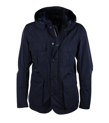 Barbour Thurso Jas Donkerblauw
