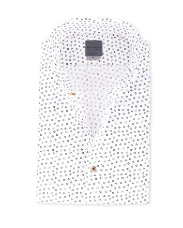 Bertoni Overhemd Malte Wit
