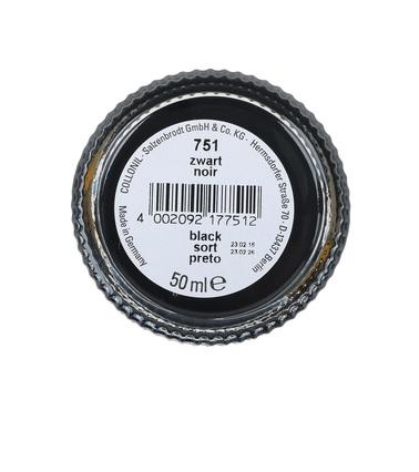 Detail Collonil Shoe Cream Zwart